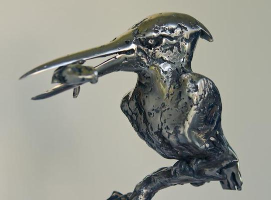 Kingfisher Series 3 Detail