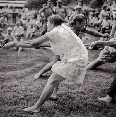 Touw Trek-Afrikaner Leisure Time Activities Silverton Pretoria 1984
