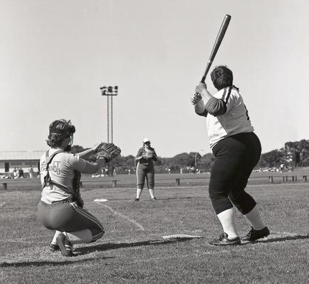 Women Baseball Players, Mowbray Cape, South Africa 1983