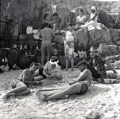 Picnic West Coast Cape Province South Africa 1984